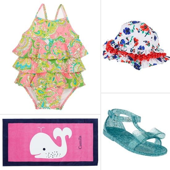 Beach Gear For Girls