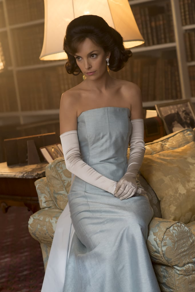JFK and Jackie Kennedy Dinner on The Crown   POPSUGAR Entertainment