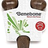 Benebone Wishbone Durable Dog Chew Toy for Aggressive Chewers