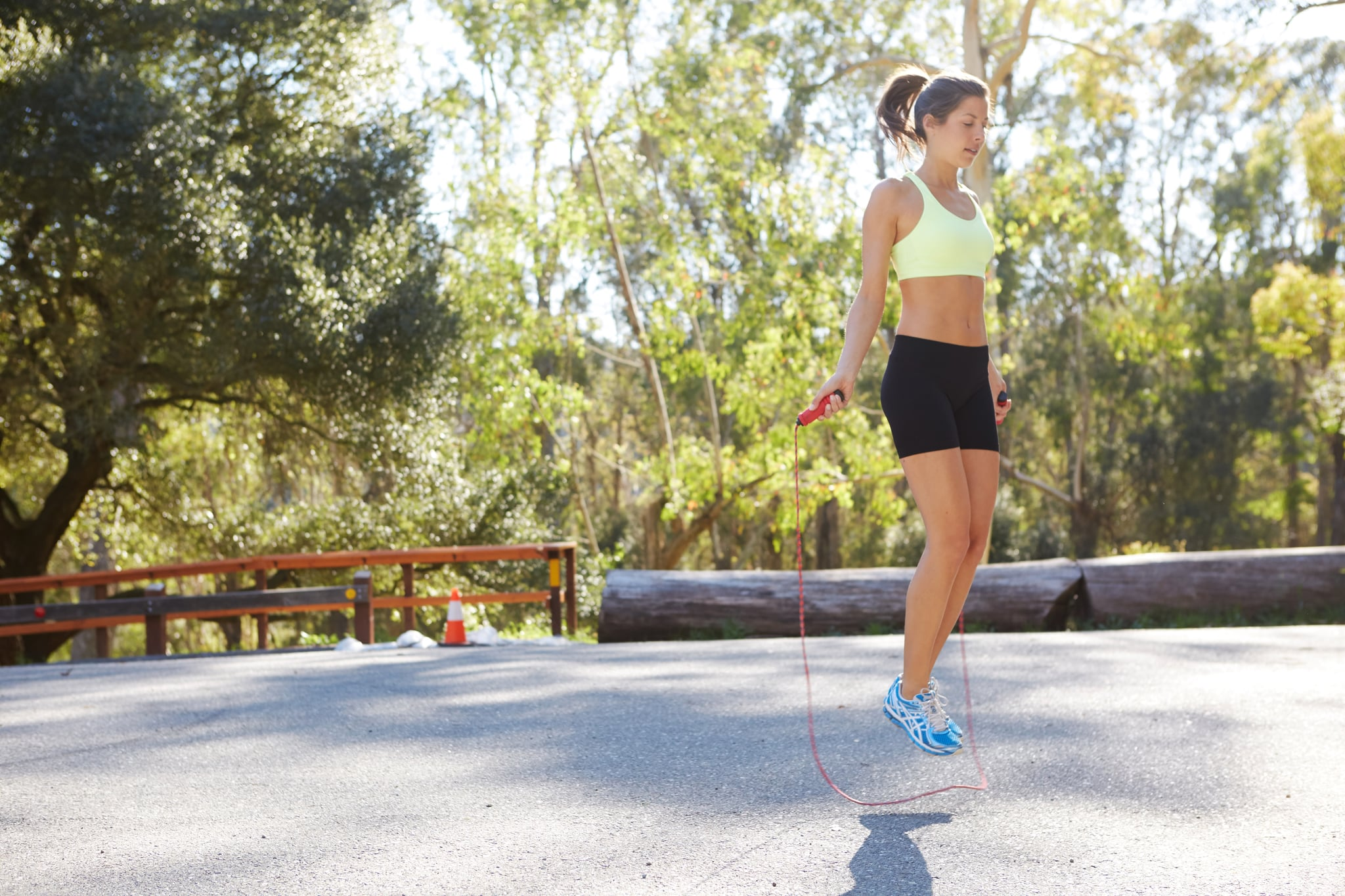 Try This Cardio Workout If You're Trying to Lose Weight