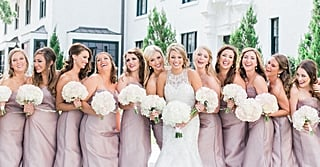 I Had 11 Bridesmaids, and I Don't Regret a Thing