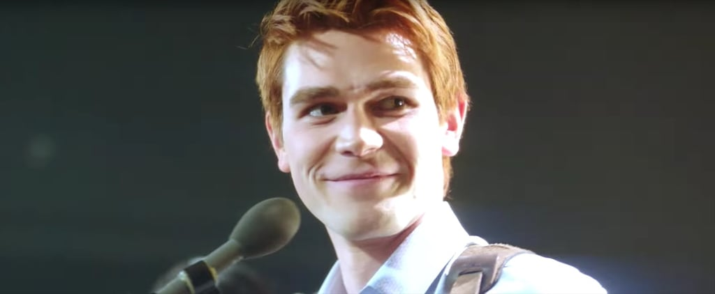 Archie Is Joined by All His Exes on Stage in This Riverdale Sneak Peek