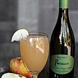 Spiced Apple Prosecco Cocktail
