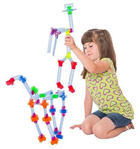 For 3-Year-Olds: Brackitz Architect 100 Piece Set