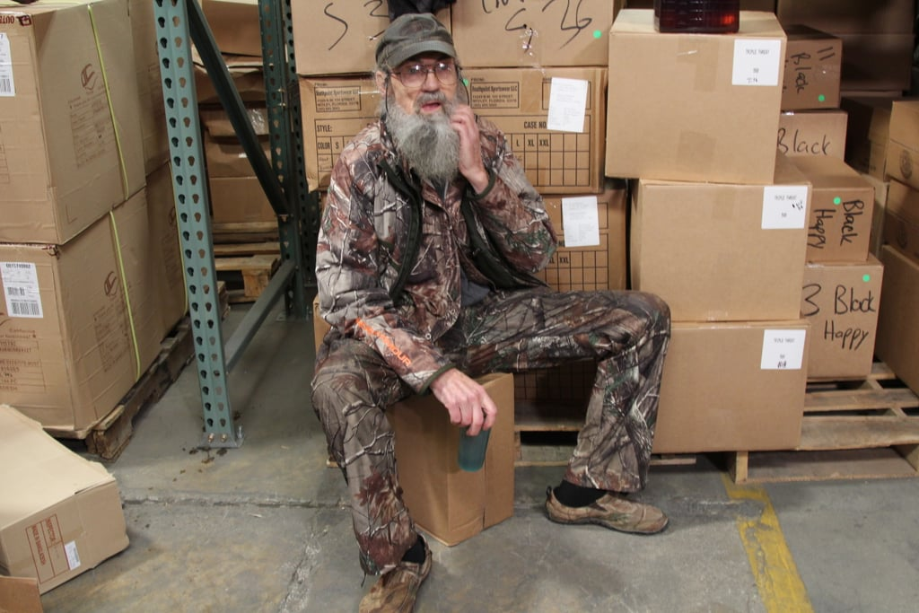 jase robertson from duck dynasty reality tv halloween costumes 2014 popsugar entertainment photo 12 - Jase Robertson Halloween Costume