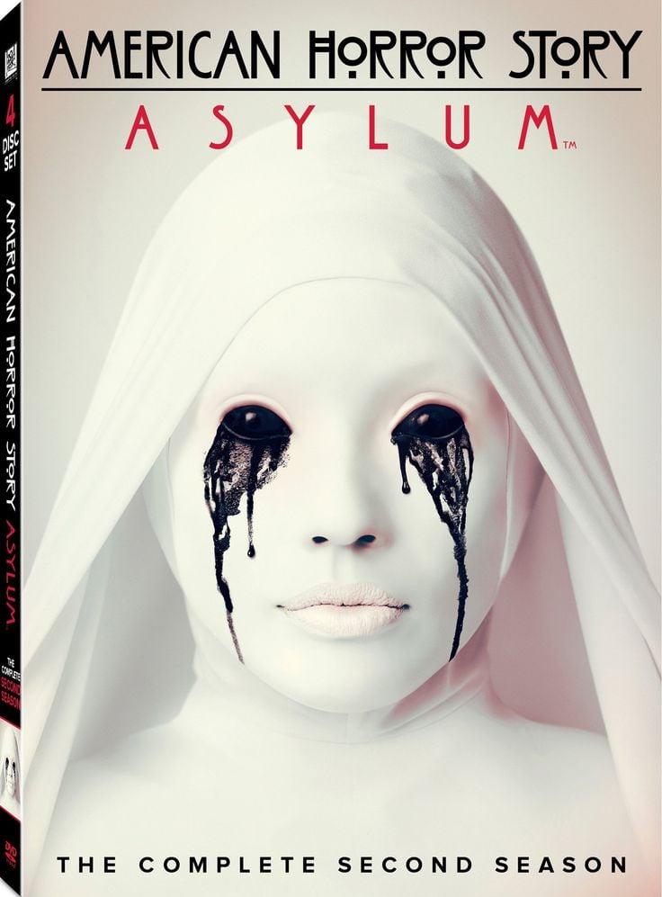 American Horror Story: Asylum on DVD ($25)