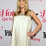 A pregnant Kristin Cavallari attended the Condé Nast Traveler Hot List Party in LA.