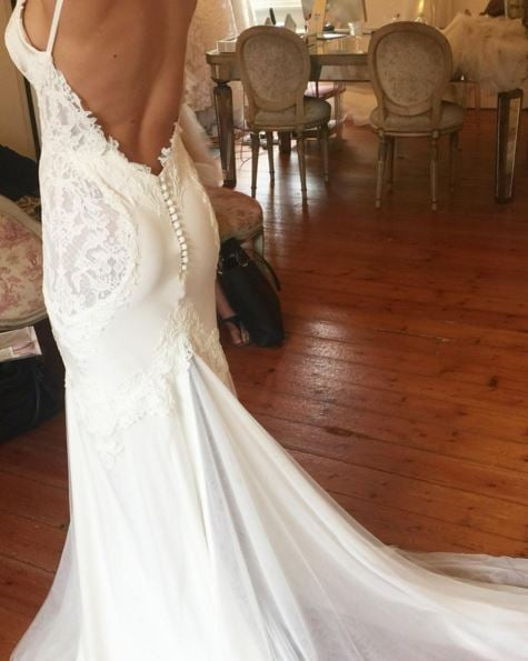 wedding ideas brides instagram wedding dress pictures on instagram popsugar fashion 28067