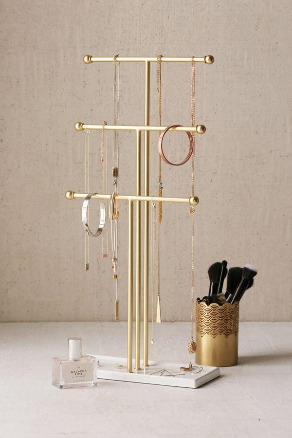 Trigem Tabletop Jewelry Stand