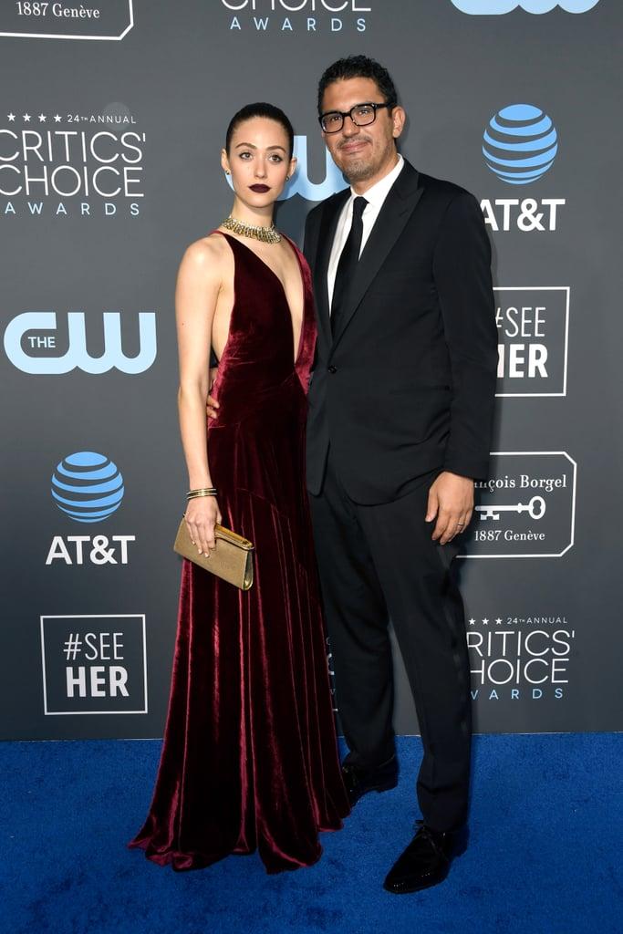 Critics' Choice Red Carpet Dresses 2019