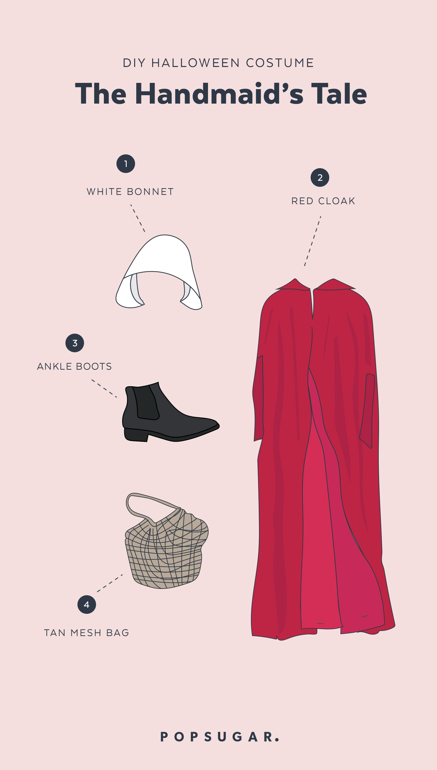 Handmaids tale halloween costume popsugar smart living check out the rest of our top 10 halloween costumes for 2017 solutioingenieria Choice Image