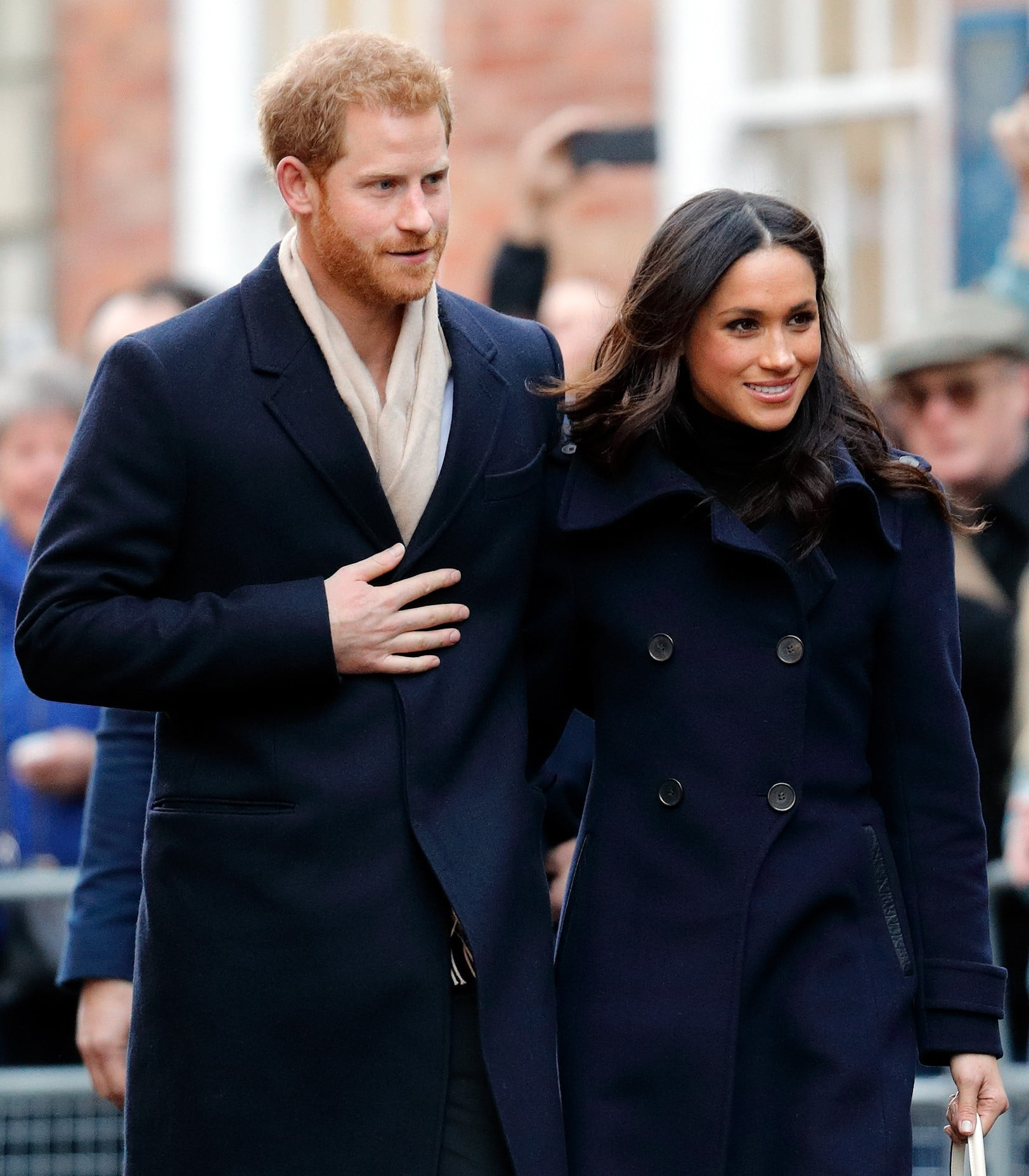 Prince Harry And Meghan Markle Receive Suspicious Package