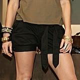 Fergie Wearing Ed Hardy