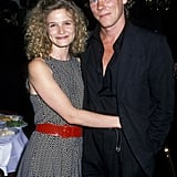 Kyra Sedgwick and Kevin Bacon in 1988