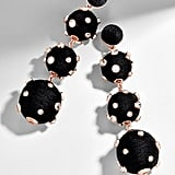 BaubleBar Martini Ball Drop Earrings