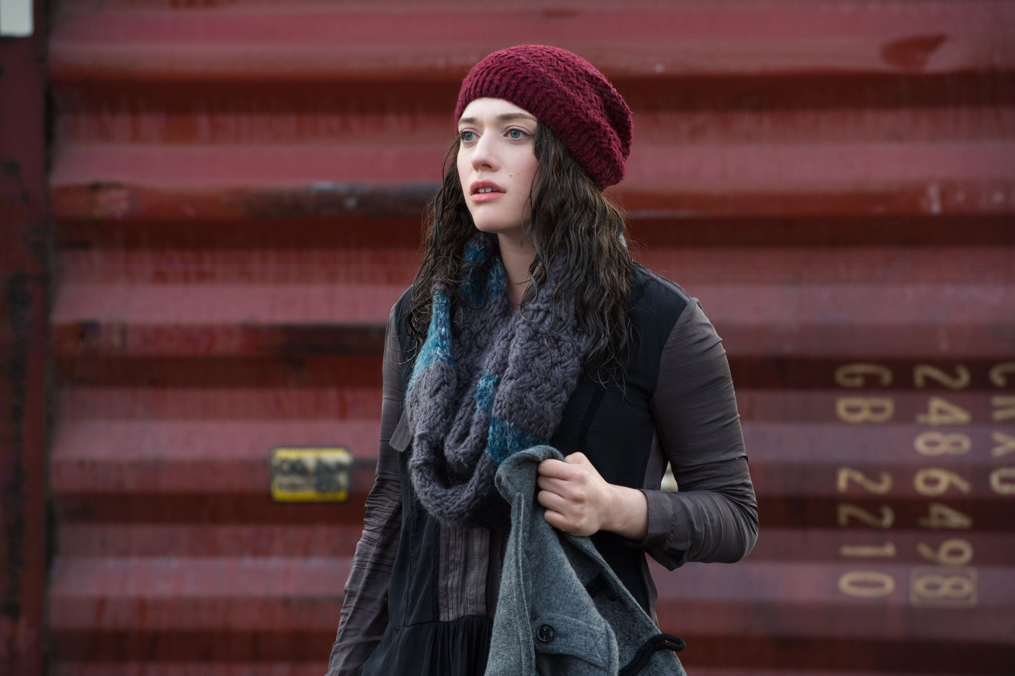 THOR: THE DARK WORLD, Kat Dennings, 2013. ph: Jay Maidment/Walt Disney Studios/courtesy Everett Collection
