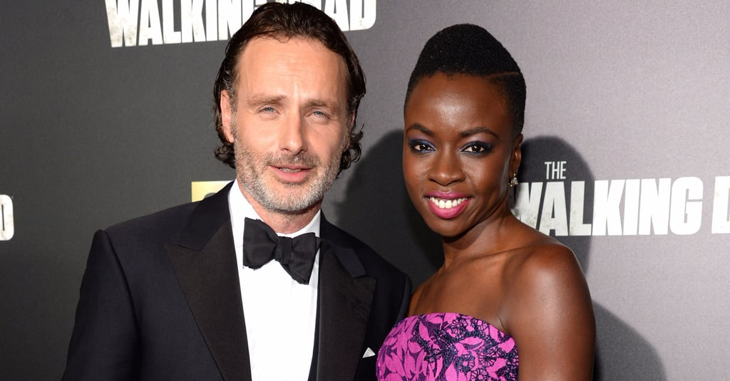 Andrew Lincoln and Dan...