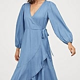 H&M Lyocell Denim Dress