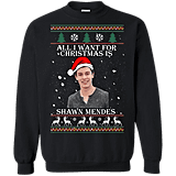 Shawn Mendes Ugly Christmas Sweater