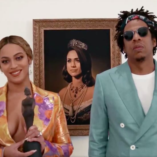 Beyonce and JAY-Z's Brit Awards Acceptance Speech Video 2019