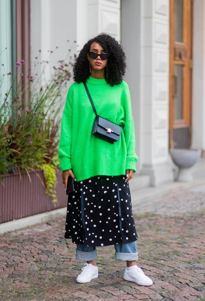 How to Wear a Skirt For Fall 2017