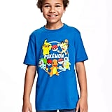 Old Navy Pokémon Original Gang Tee