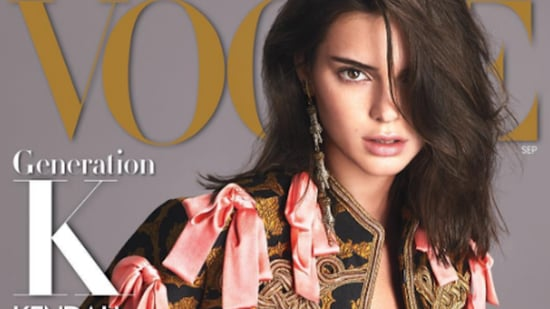 Kendall Jenner Reacts to Negative Comments About 'Vogue Spain' Photo Shoot on Her Instagram