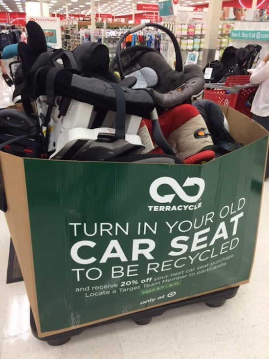 The Retail Giant Exclusively Shared With POPSUGAR That Its Beloved Car Seat Trade In Program
