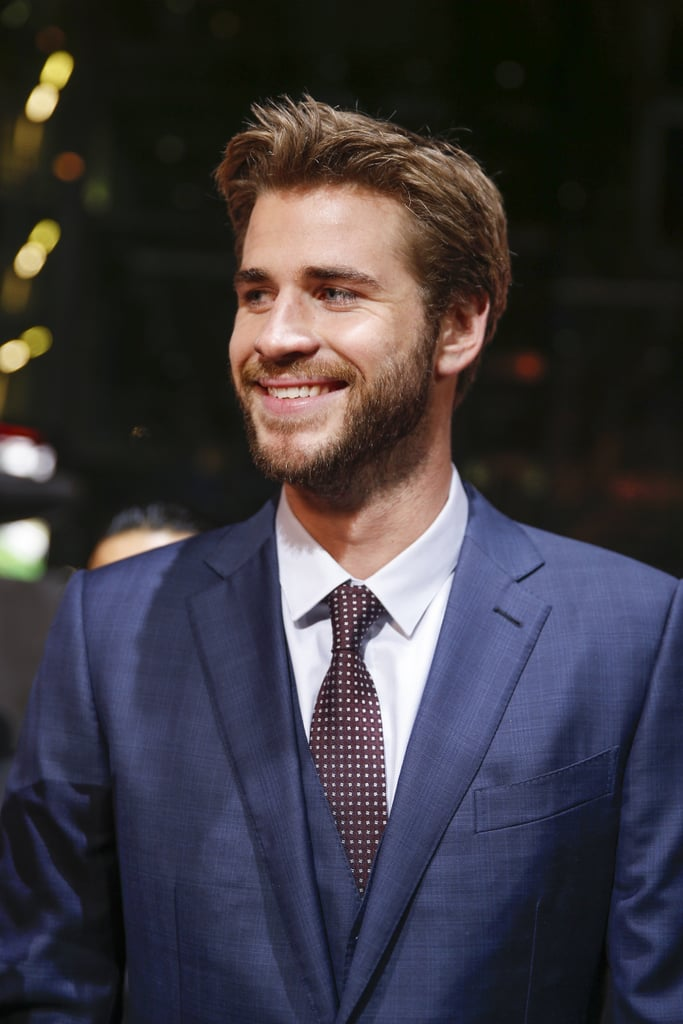 Liam Hemsworth is one sexy Aussie. We first fell for the 28-year-old actor when he starred in The Last Song with his partner, Miley Cyrus, in 2010, and we've pretty much been in love ever since. While he certainly knows how to clean up nicely on the red carpet, he's been known to shed his shirt a time or two when he goes surfing. Let's just say Miley is one lucky lady! And good genes certainly run in the family — Liam is the younger brother of Luke and Chris Hemsworth. Grab a tall glass of water and get ready to thirst over these sexy photos.       Related:                                                                                                           Liam Hemsworth Has Inspired a Handful of Miley Cyrus's Songs