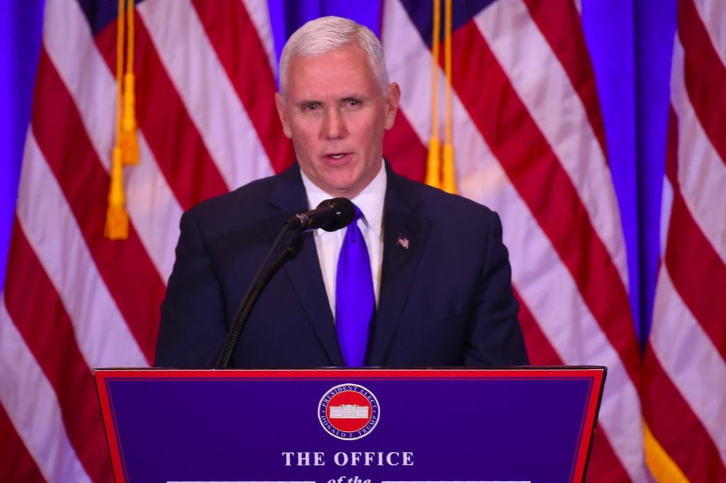 Mike Pence Called Trump's Muslim Ban Offensive on Twitter