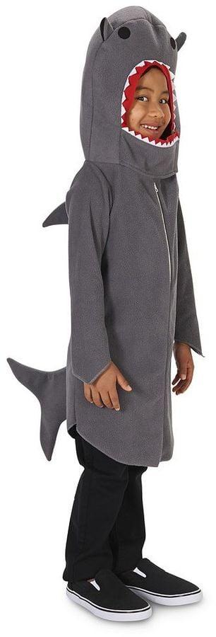 Sly Shark Costume