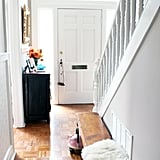 Monday —  Make Room by Your Entryway For Daily Essentials