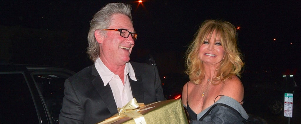 Goldie Hawn's 71st Birthday Party Was Filled With Lots of Love and Surprises