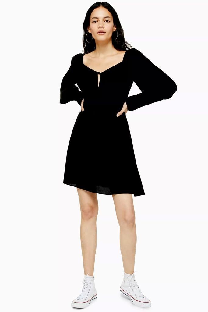 Topshop Prairie Mini Dress