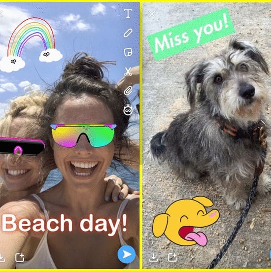 How to Use GIPHY Stickers in Snapchat