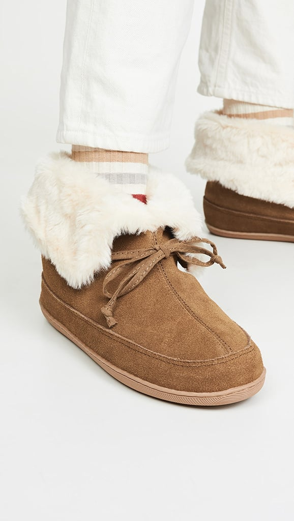 Madewell Wesley Slipper Booties