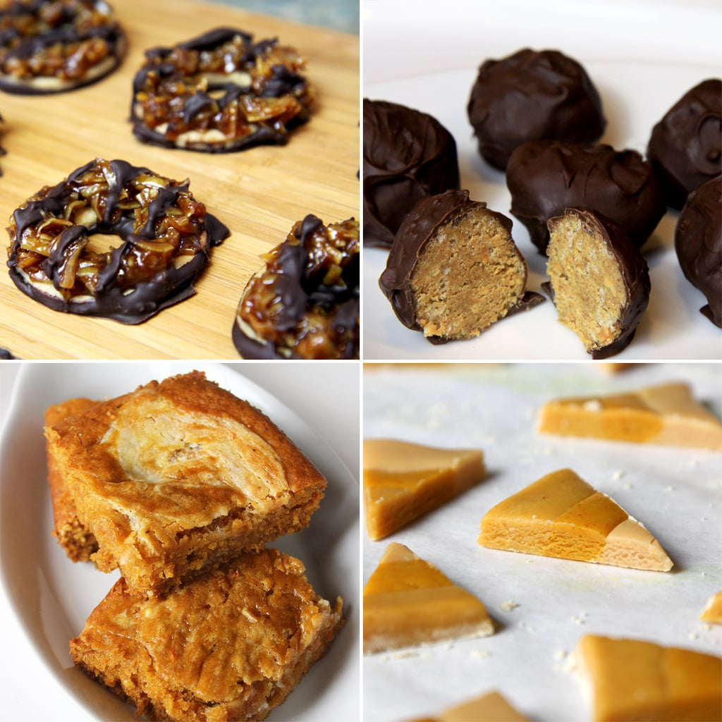 Healthy Halloween Treat Recipes