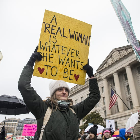 See Signs From the Women's March 2020
