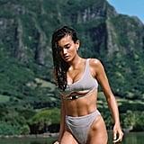 Twiin Swerve Buckle Bikini Bottom
