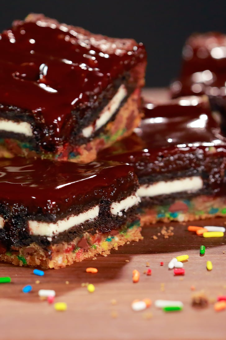 Watch How to Make Slutty Brownies video