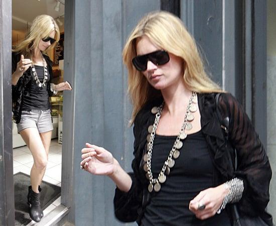 Celebrity Style: Kate Moss