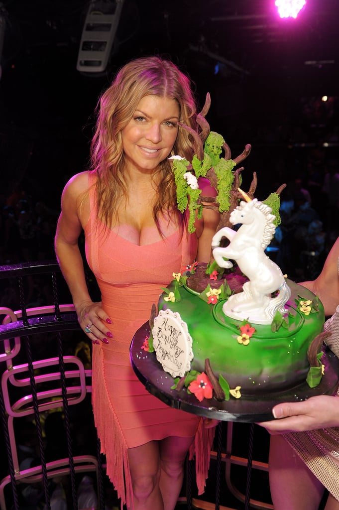 Pictures of Fergie's Las Vegas Birthday and The American Red Cross Youth Run With Josh Duhamel, Paris Hilton, Dianna Agron