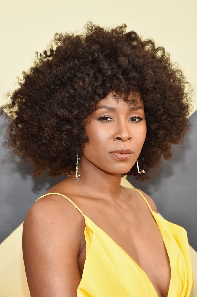 Sydelle Noel Hair And Makeup At Sag Awards 2018 Red
