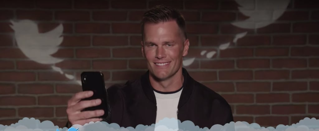Watch NFL Players Read Mean Tweets on Jimmy Kimmel Live