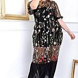 GS Love Oh Honey Plus-Size Dress