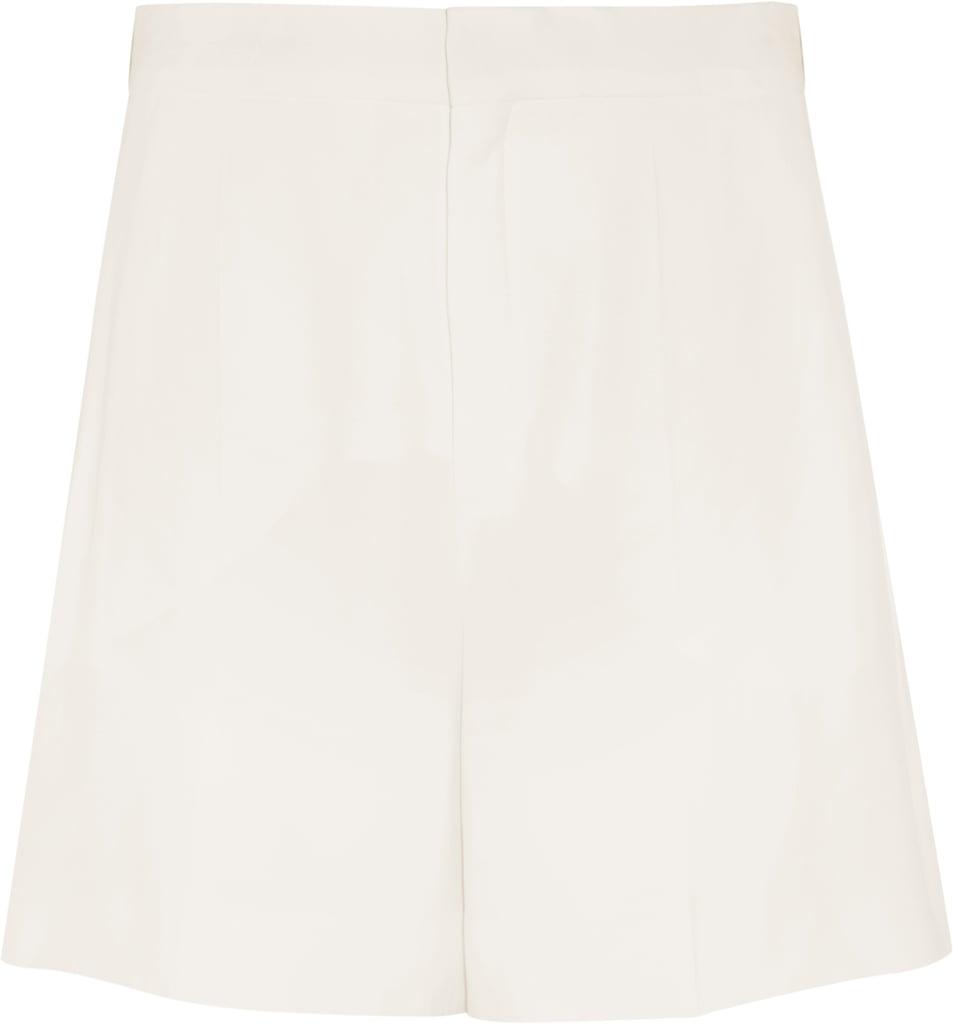 Chloé x Net-A-Porter Crepe Shorts ($795)