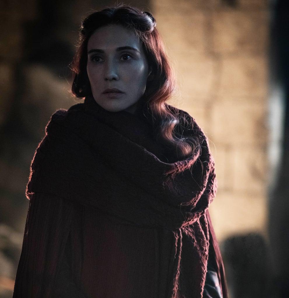 How Did Melisandre Die on Game of Thrones?