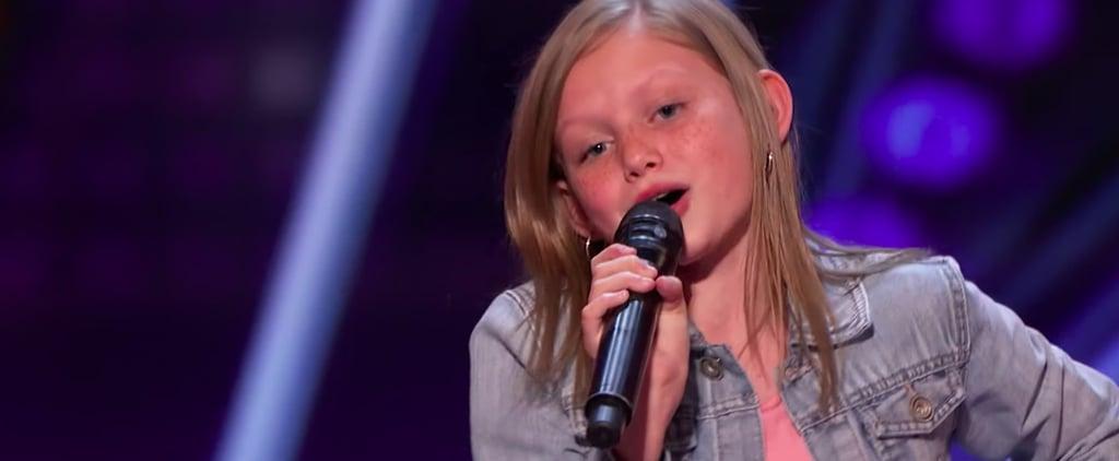 Ansley Burns America's Got Talent Audition Video