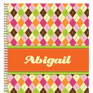 Plaid, Argyle, and Preppy School Supplies and Fashions
