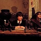 Neville's Bravery